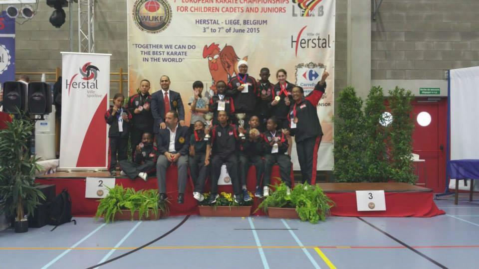 Victorious ESKF Squad