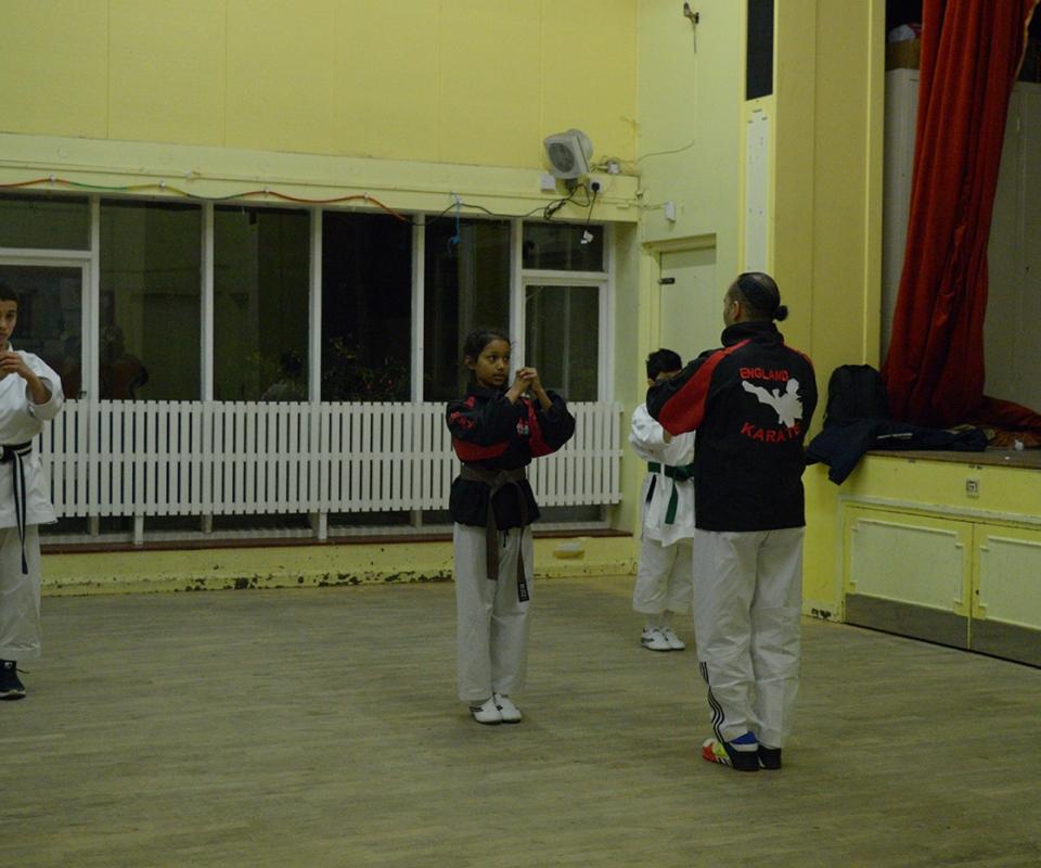Fitness training at Forest Gate Dojo