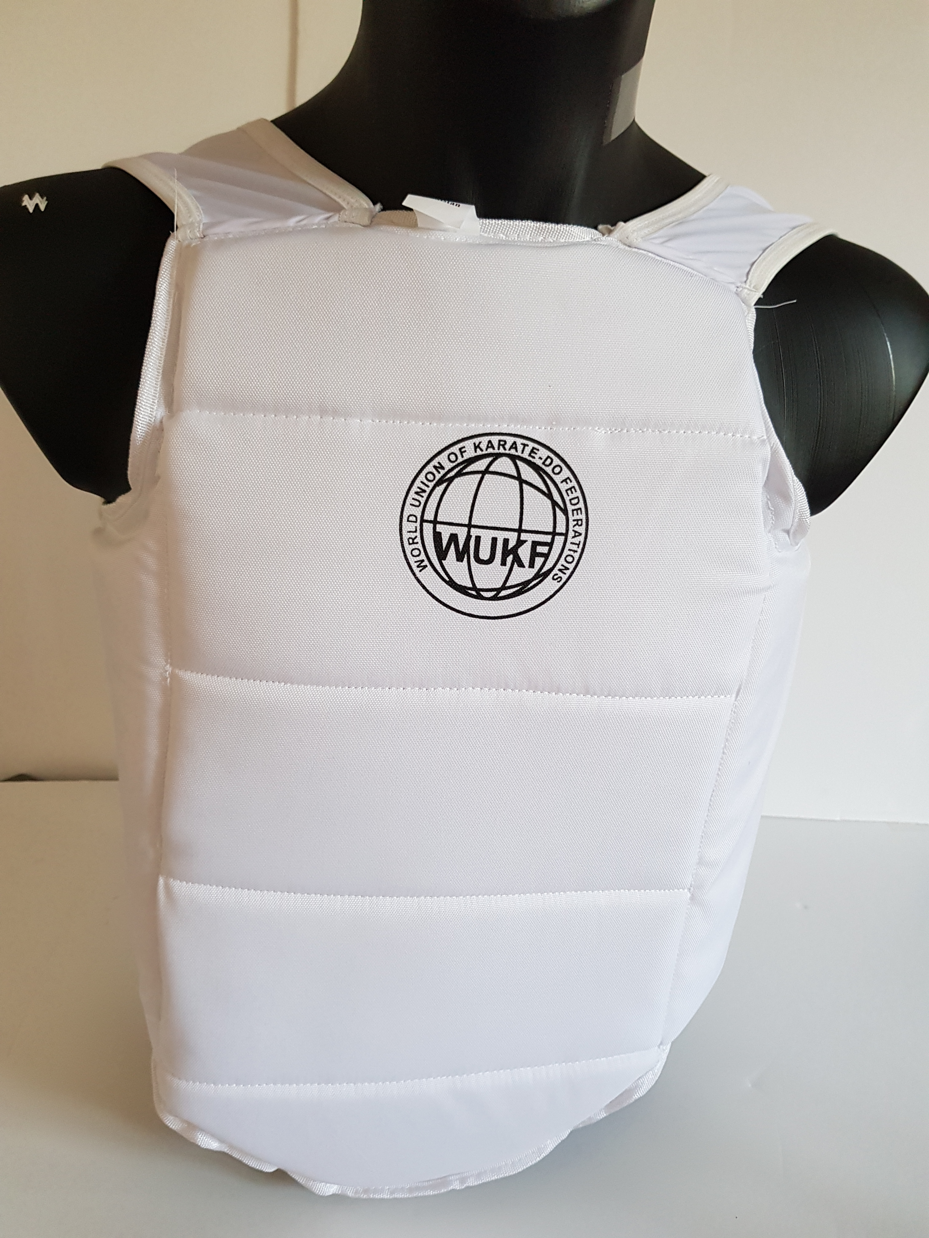 WUKF Approved Chest Guards