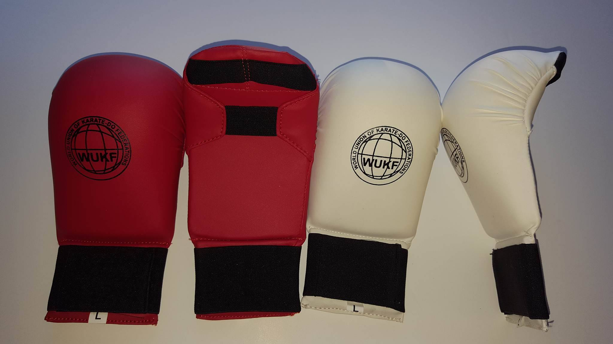 WUKF Approved Mitts