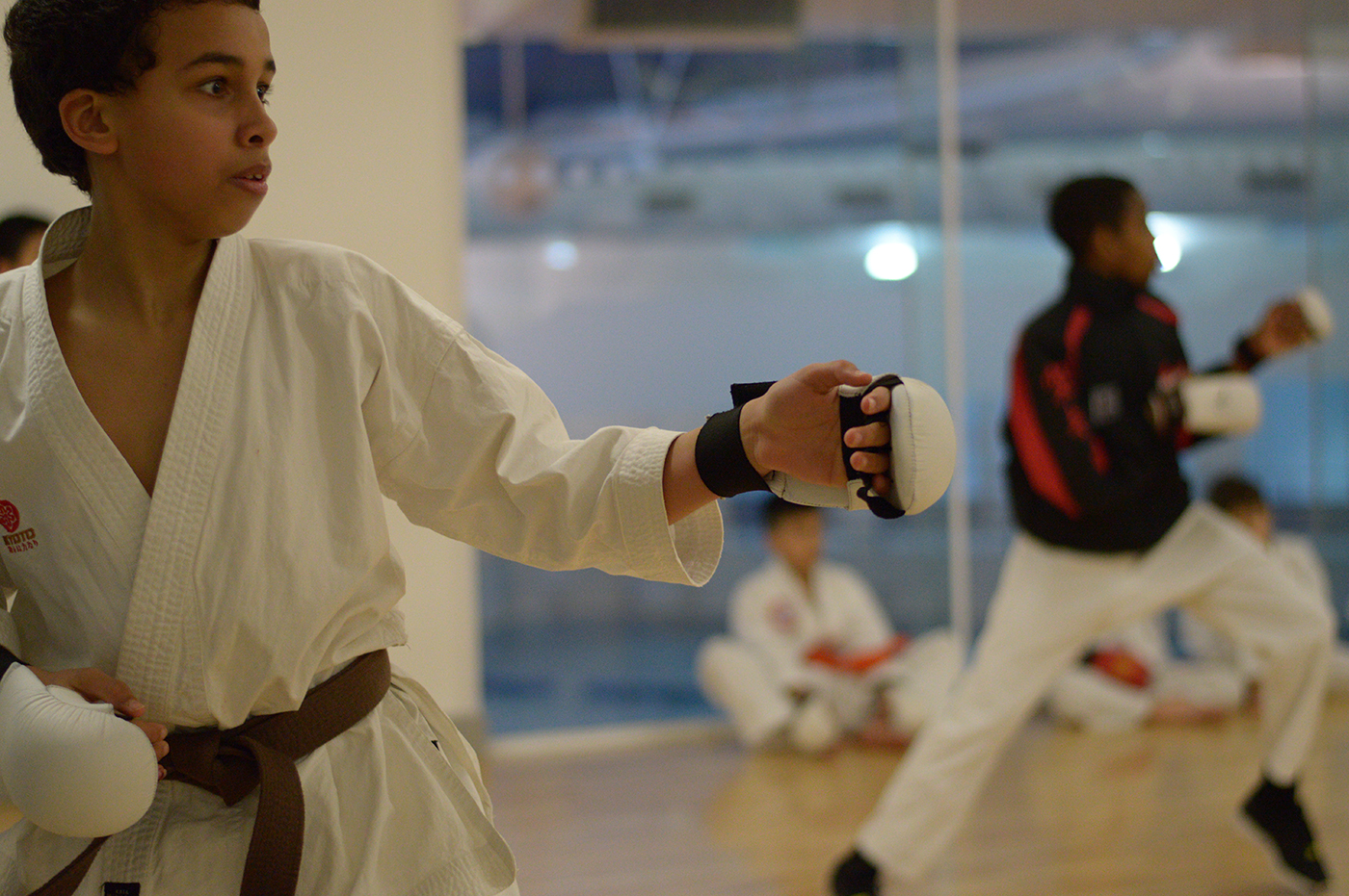 Black Belt Grading at Wavelengths Dojo