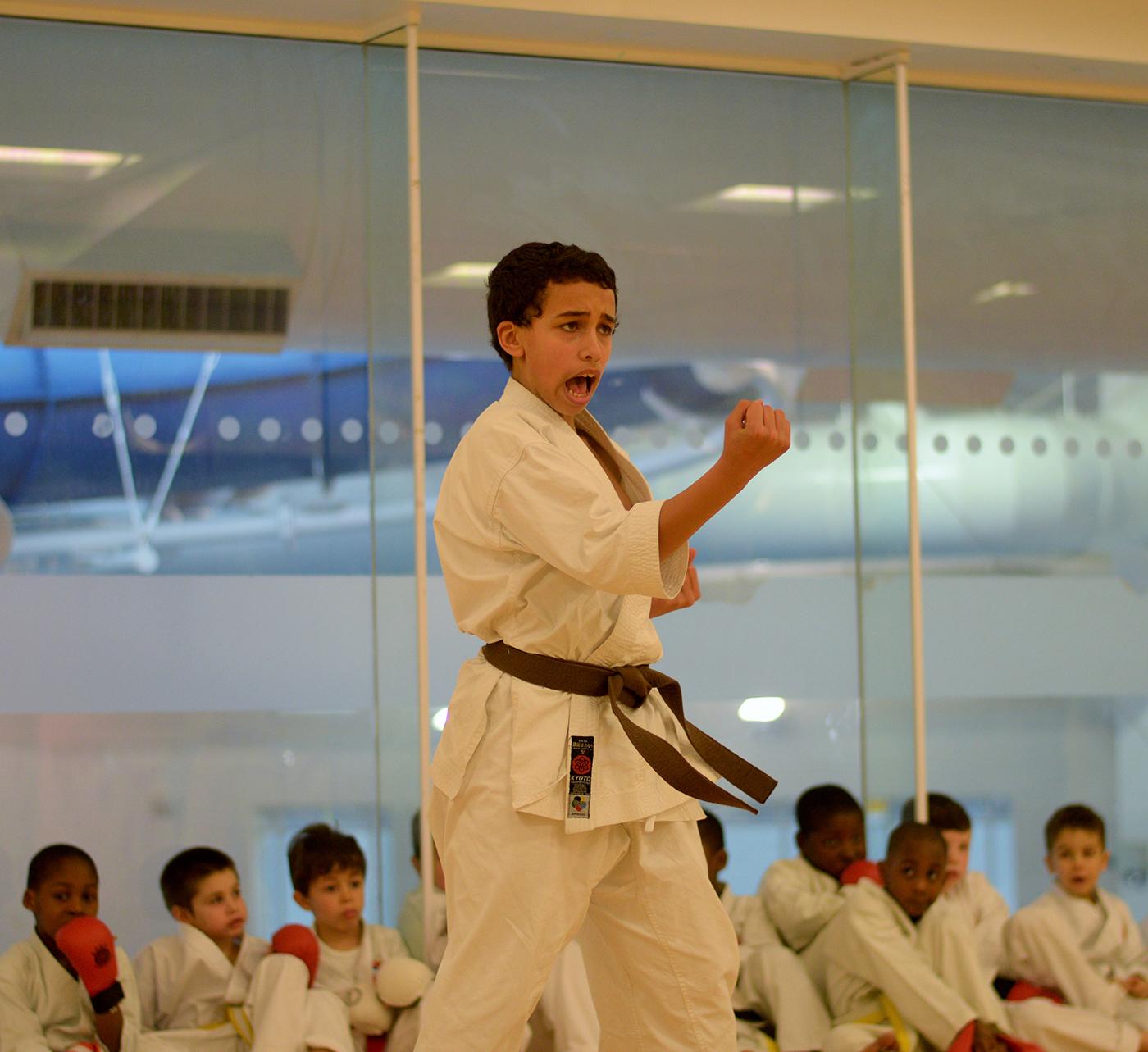Black Belt Grading at Wavelengths Dojo