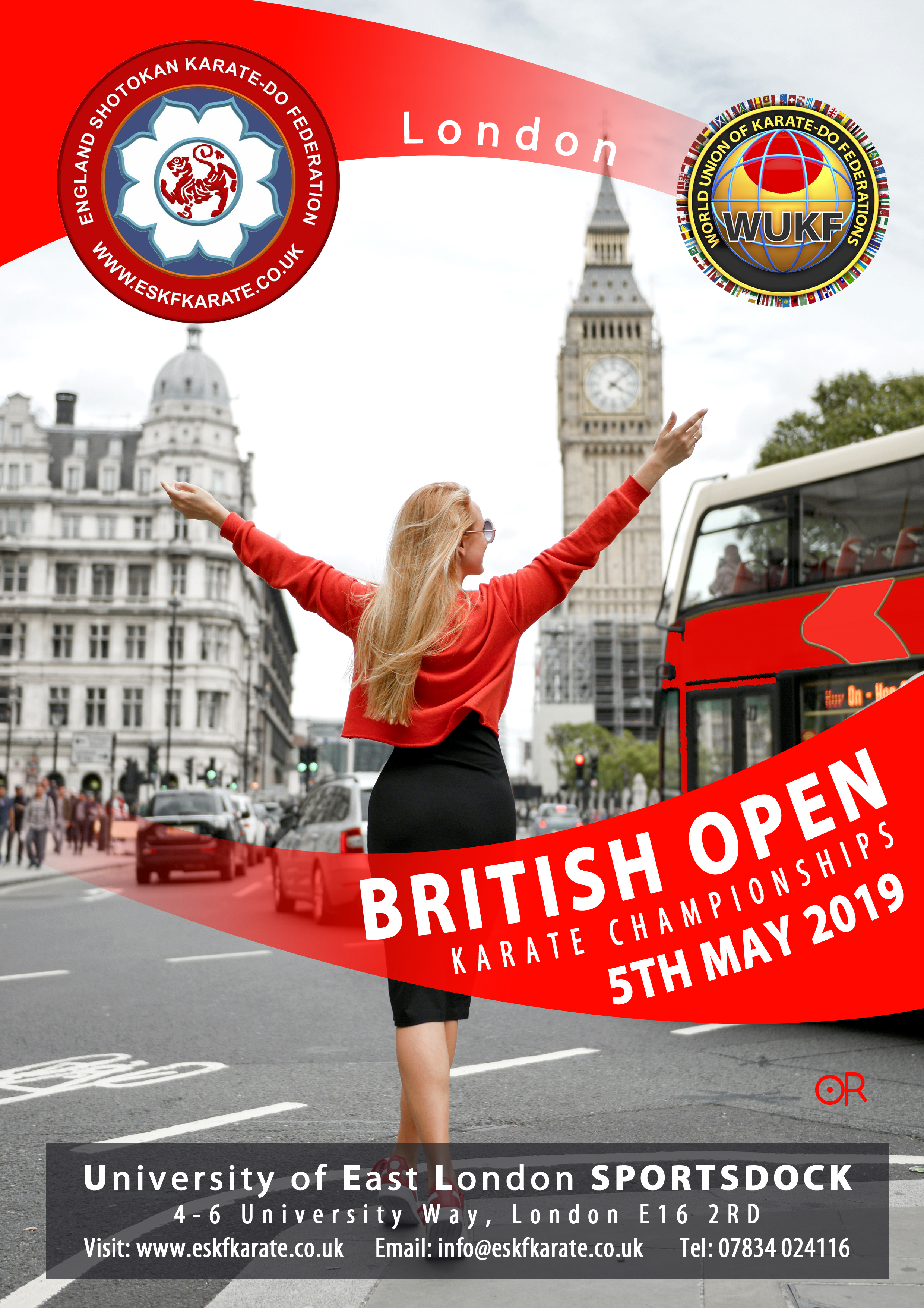 British Open Poster